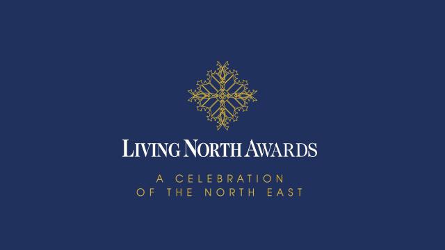 Living North Awards logo