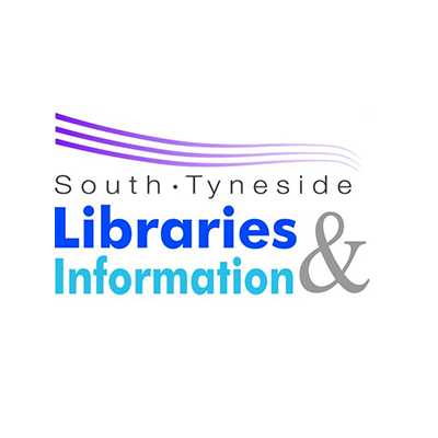 South Tyneside Libraries and Information logo